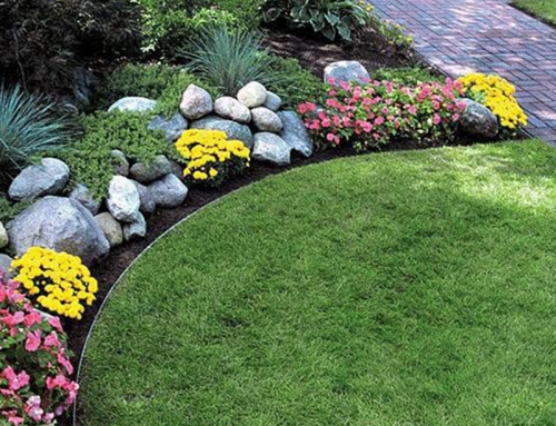 Quality Edging Products, Great Results