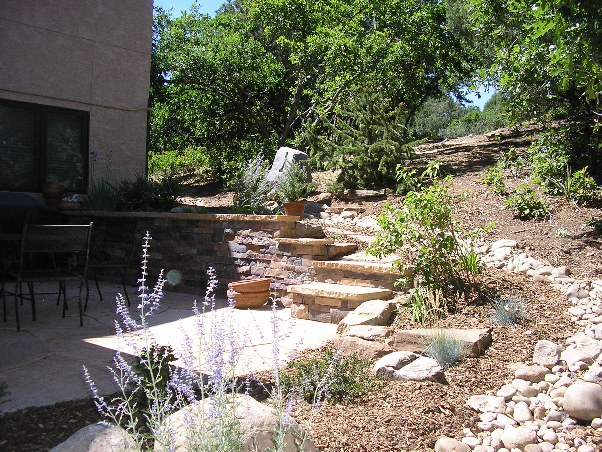sustainable landscape architecture and design in durango colorado