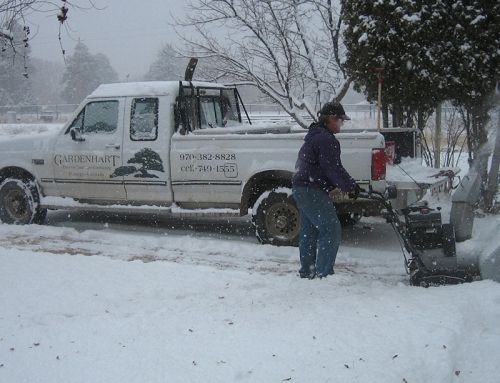 Snow Removal in Durango