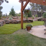 Backyard Dream Landscape in Durango Colorado by Gardenhart Landscape & Design