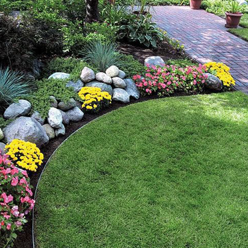 Ideas For Flower Bed Borders: Quality Edging Products, Great Results