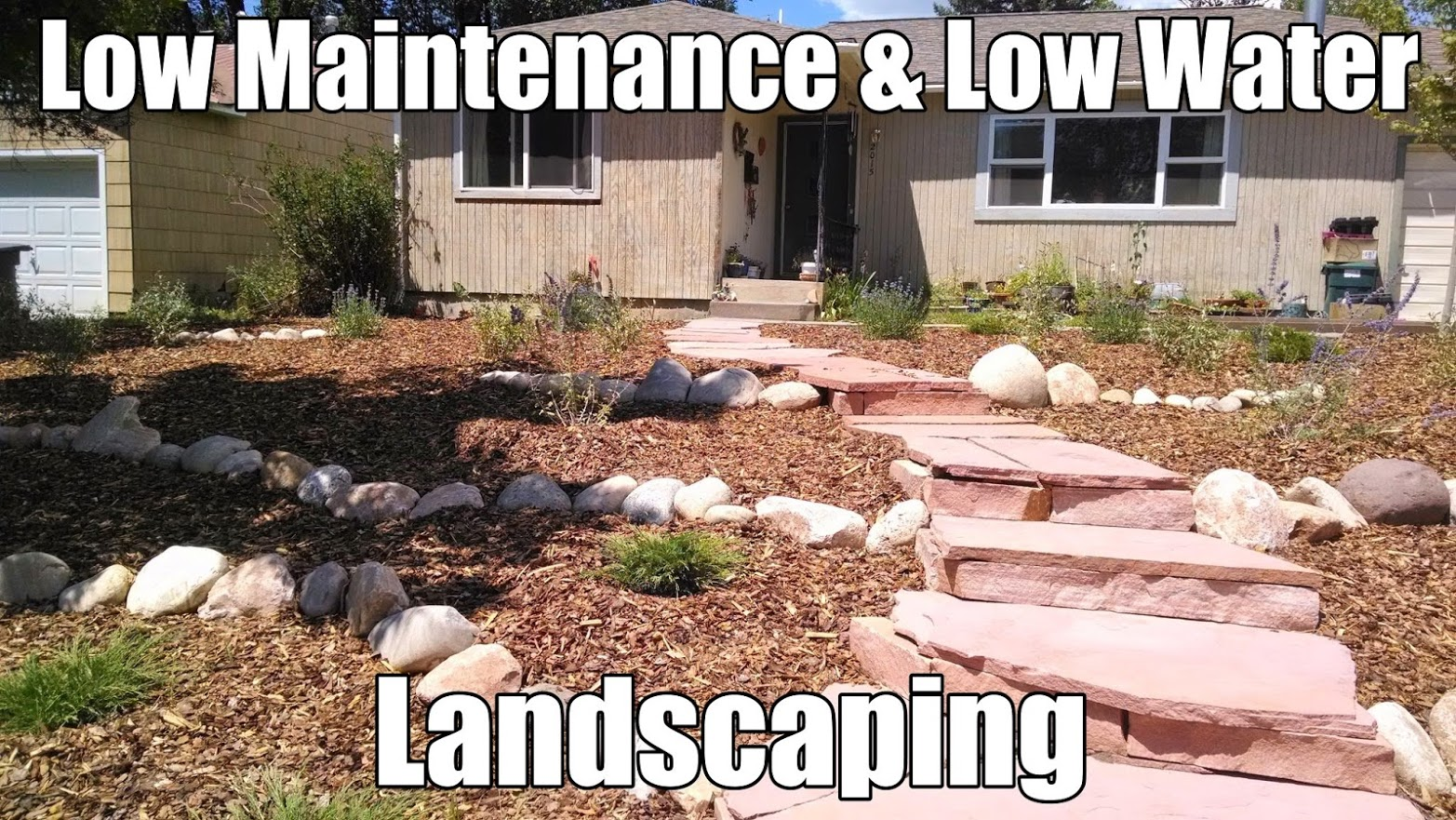 Durango Landscaping Low Water Low Maintenance By Gardenhart